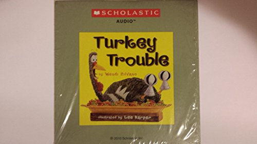 9780545308366: Turkey Trouble (Paperback & Cd) (Audio Cd)