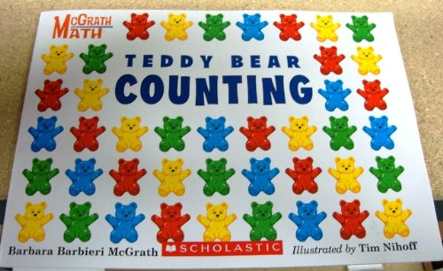 9780545308403: [Teddy Bear Counting] [by: Barbara Barbieri McGrath]