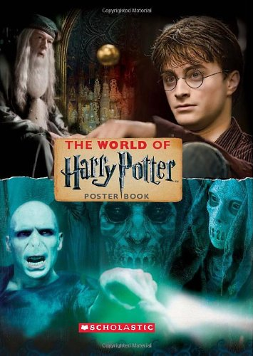 9780545312134: The World of Harry Potter Poster Book (Harry Potter Movie Tie-In)