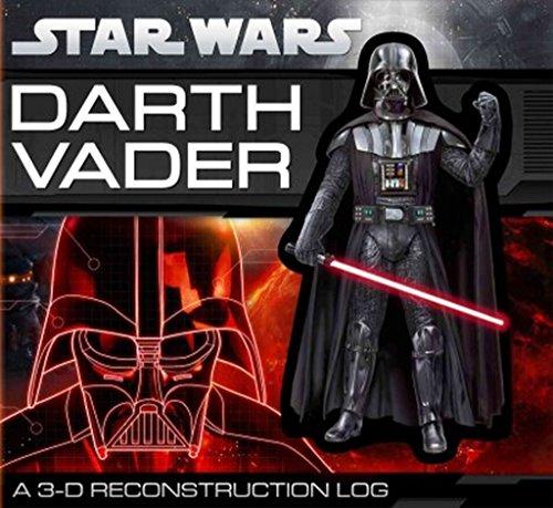 9780545312158: Darth Vader: A 3-D Reconstruction Log