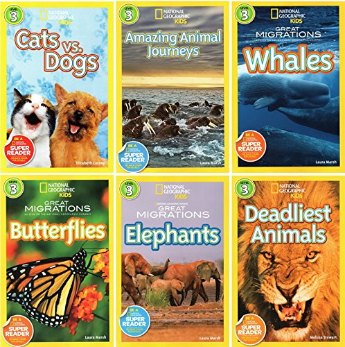 9780545312530: National Geographic Kids Great Migrations Elephants