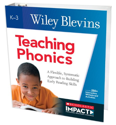 9780545313445: Teaching Phonics: A Flexible, Systematic Approach to Building Early Reading Skills