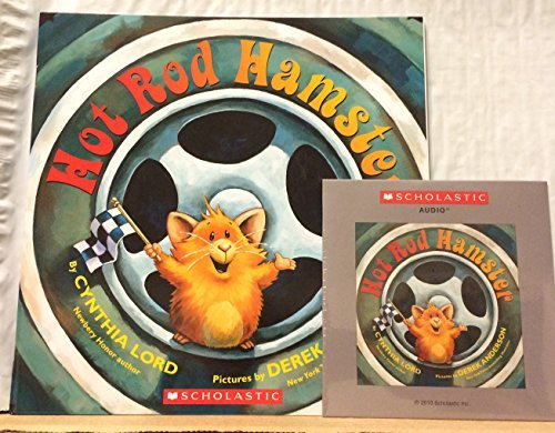 9780545314473: Hot Rod Hamster (Paperback & Cd) (Audio Cd)