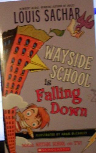 9780545315432: Wayside School is Falling Down