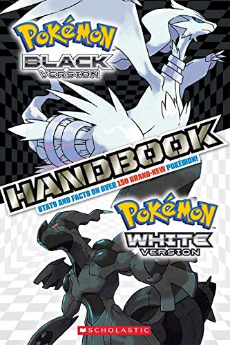 Pokemon: Black White Handbook