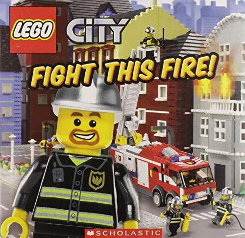 9780545317597: Lego City: Fight This Fire!