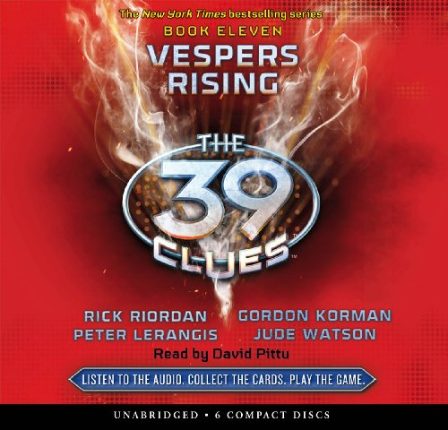 Vespers Rising: Library Edition: Riordan, Rick/ Lerangis, Peter/ Korman, Gordan/ Watson, Jude