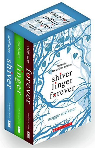 9780545326865: Shiver Trilogy Boxset (Shiver, Linger, Forever) (Wolves of Mercy Falls)