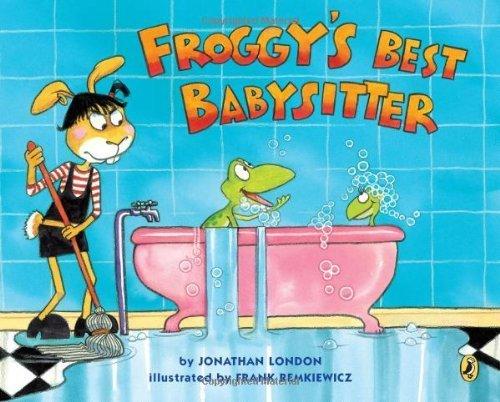 9780545328494: Froggy's Best Babysitter
