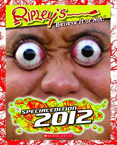 9780545329750: Ripley's Believe It or Not!: Special Edition 2012