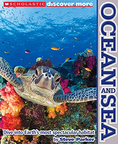 9780545330220: Ocean and Sea: Ebook Included (Scholastic Discover More)