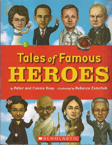 9780545331241: Tales of Famous Heroes