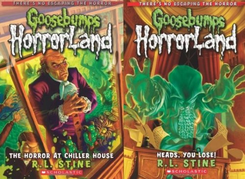 9780545331463: Heads, You Lose! (Goosebumps HorrorLand #15)