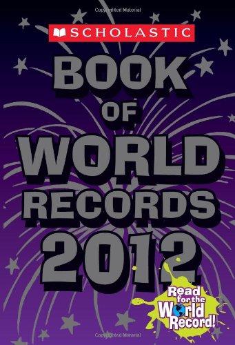 9780545331494: Scholastic Book of World Records 2012