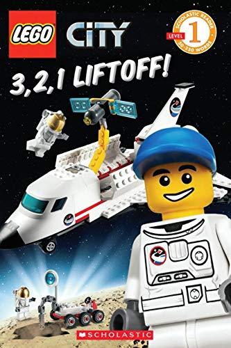 9780545331678: LEGO City: 3, 2, 1, Liftoff! (Level 1)