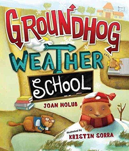 9780545331777: Groundhog Weather School by Joan Holub (2011) Paperback