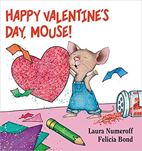 9780545332149: Happy Valentine's Day, Mouse!