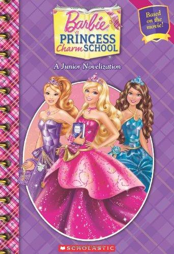 9780545333115: Barbie: Princess Charm School