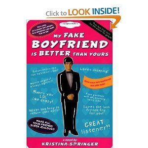 9780545336055: My Fake Boyfriend Is Better Than Yours
