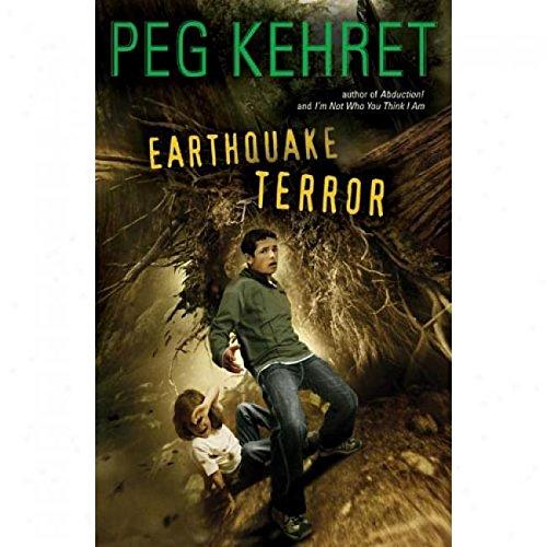 9780545337335: Earthquake Terror