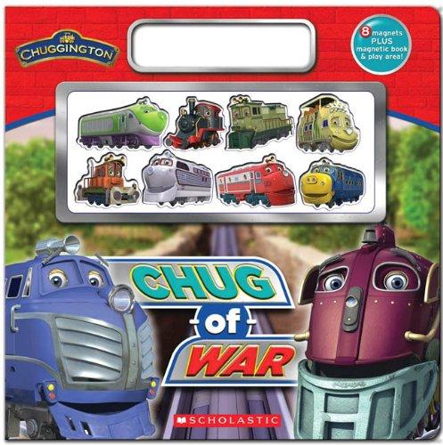 Chuggington: Chug-of-War!: Scholastic