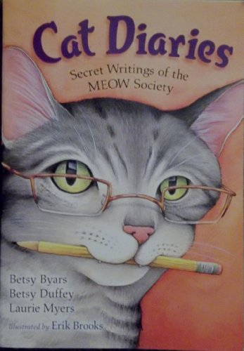 9780545339889: Cat Diaries: Secret Writings of the Meow Society