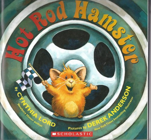 9780545340076: Hot Rod Hamster