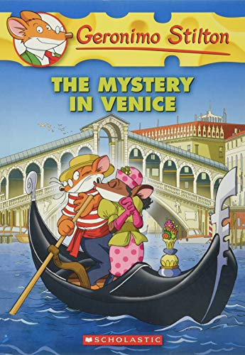 9780545340977: The Mystery in Venice (Geronimo Stilton)