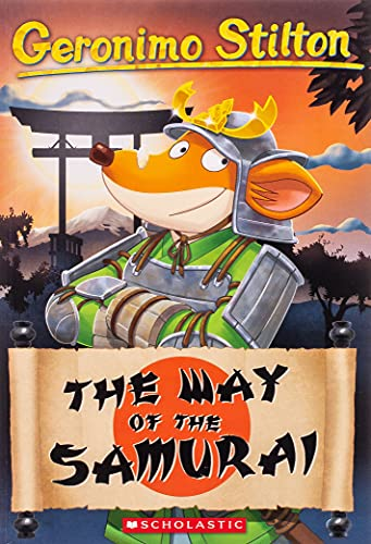 9780545341011: The Way of the Samurai (Geronimo Stilton, No. 49)