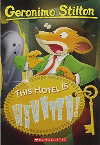9780545341028: This Hotel Is Haunted! (Geronimo Stilton)