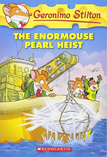 9780545341035: The Enormouse Pearl Heist (Geronimo Stilton, No.51)