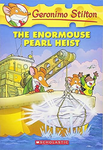 9780545341035: The Enormouse Pearl Heist (Geronimo Stilton)