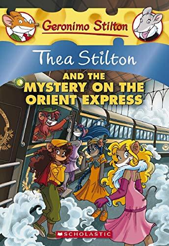 9780545341059: Thea Stilton and the Mystery on the Orient Express: A Geronimo Stilton Adventure