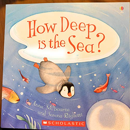 9780545341233: How Deep Is the Sea?