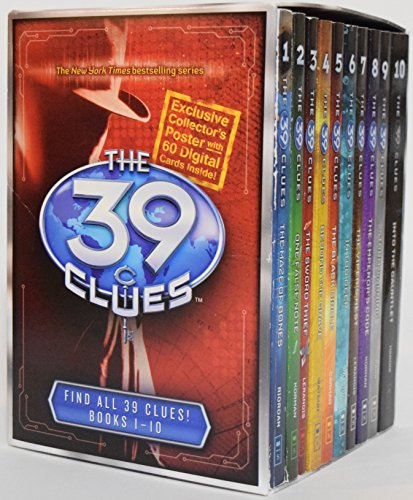 39 Clues (10 Volumes Set): Not Known
