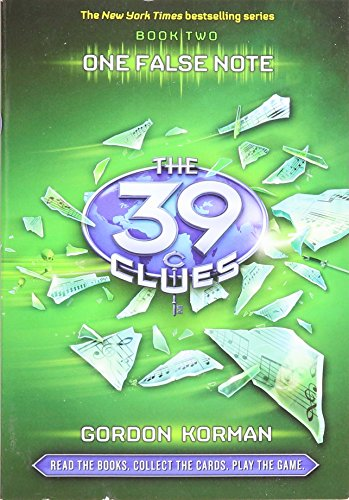 9780545341318: The 39 Clues (One False Note)