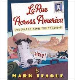 9780545342360: LaRue Across America Postcards From The Vacation