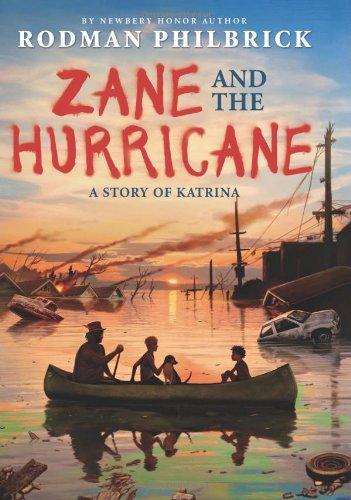 9780545342384: Zane and the Hurricane: A Story of Katrina