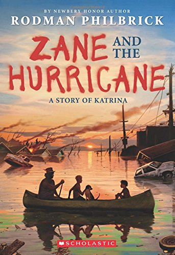 9780545342391: Zane and the Hurricane: A Story of Katrina