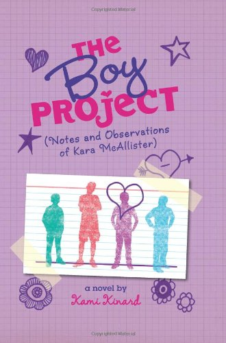 9780545345156: The Boy Project: Notes and Observations of Kara McAllister