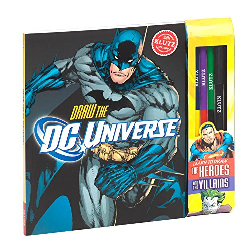 9780545346191: Draw the DC Universe (Klutz)