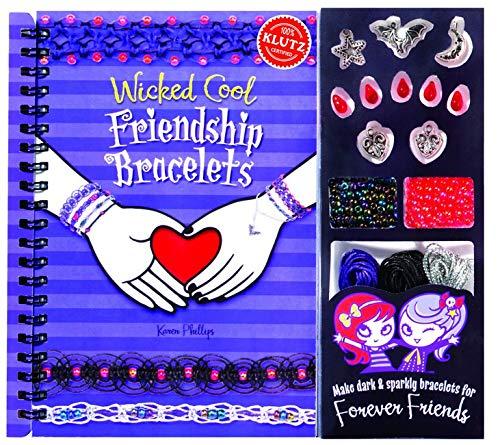9780545346221: Wicked Cool Friendship Bracelets