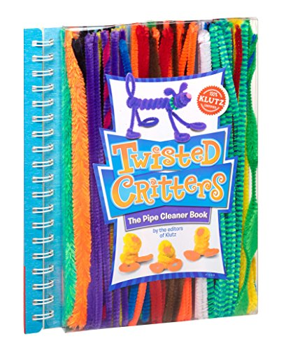 9780545346238: Twisted Critters: The Pipe Cleaner Book (Klutz)