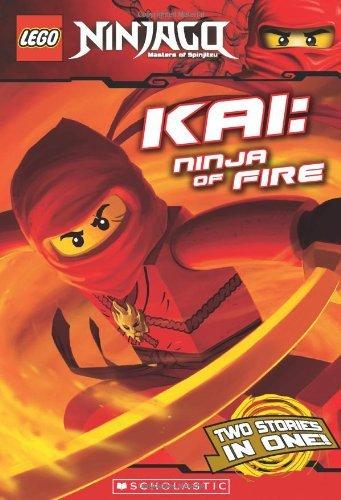 Kai, Ninja of Fire (LEGO Ninjago: Chapter Book) (9780545348270) by Scholastic; Greg Farshtey