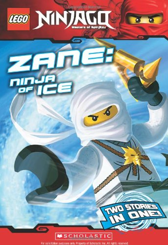 9780545348287: Zane: Ninja of Ice (Lego Ninjago Chapter Books)