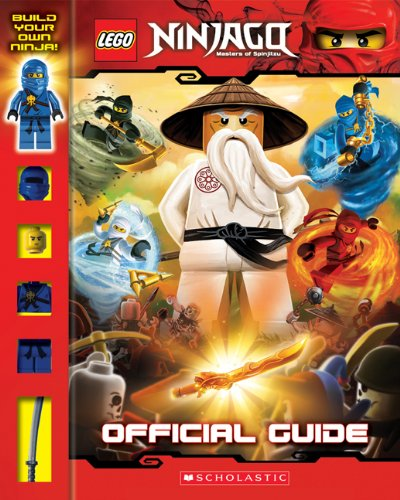 9780545348294: Lego Ninjago: Masters of Spinjitzu Official Guide [With Toy]