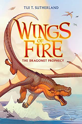 9780545349185: Wings of Fire Book One: The Dragonet Prophecy
