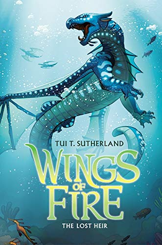 The Lost Heir (Wings of Fire): Sutherland, Tui T.
