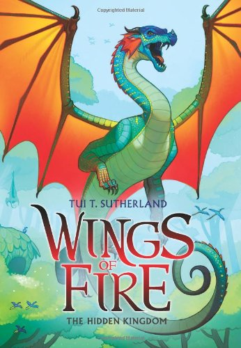 9780545349208: Wings of Fire Book Three: The Hidden Kingdom