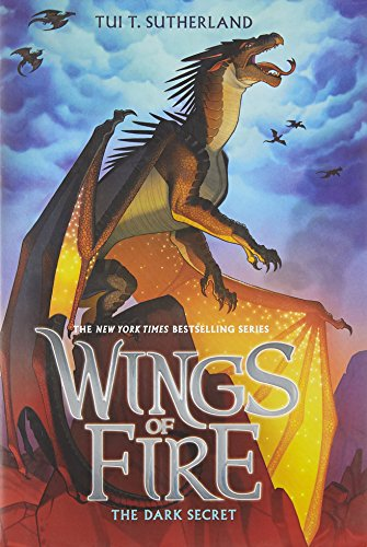 9780545349215: Wings of Fire Book Four: The Dark Secret